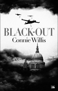 couverture de Black out de Connie Willis
