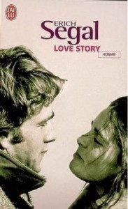 couverture de Love story de Erich Segal
