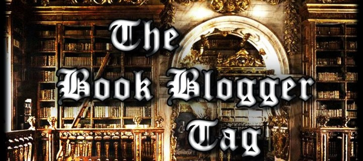 The Book Blogger Tag