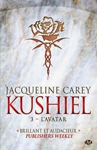 couverture de kushiel 3 l avatar de jacqueline carey