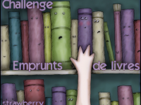 Challenge Emprunts de livres