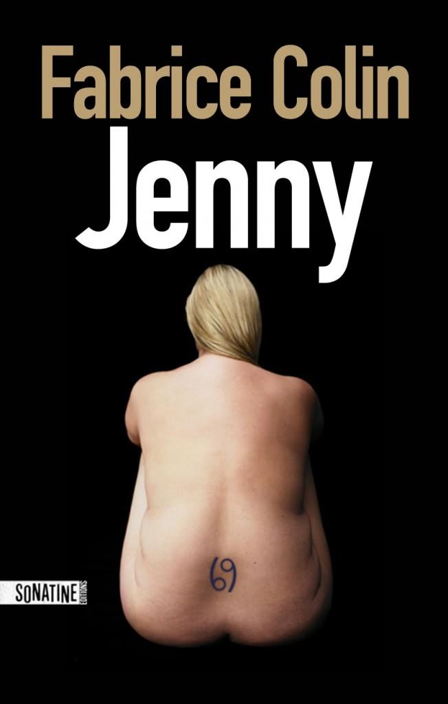 couverture du roman Jenny de Fabrice Colin