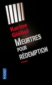 couverture de Meurtres pour rédemption de Karine Giébel aux editions Pocket