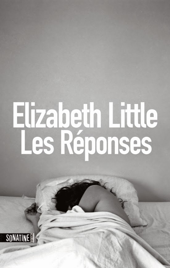 couverture du roman Les reponses de Elizabeth Little