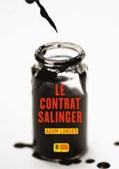 Couverture de Le Contrat Salinger de Adam Langer aux Editions Super 8