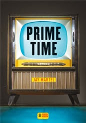Couverture de Prime Time de Jay Martel aux Editions Super 8