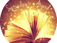 Saturday's Award Book #3