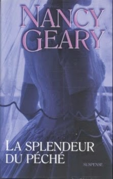 Couverture de La splendeur du peche de Nancy Geary aux Editions France Loisirs