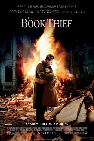 Affiche du film The book thief