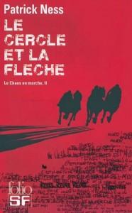 couverture de Le cercle et la fleche de Patrick Ness aux éditions Folio