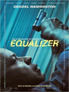 Affiche de Equalizer de Antoine Fuqua