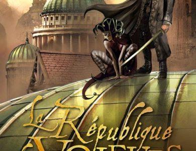 La république des voleurs / Scott Lynch