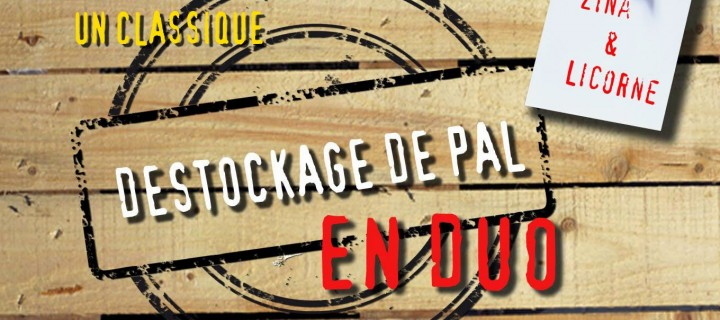 Destockage de PAL en duo #2