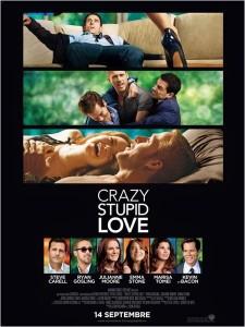 affiche du film crazy stupid love