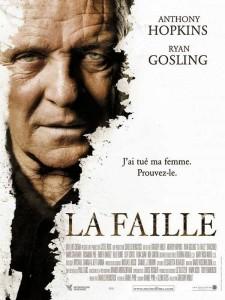 affiche du film La faille