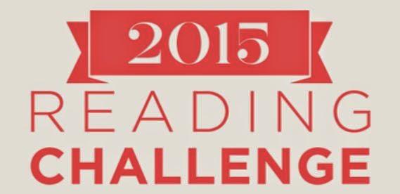 Logo du 2015 reading challenge