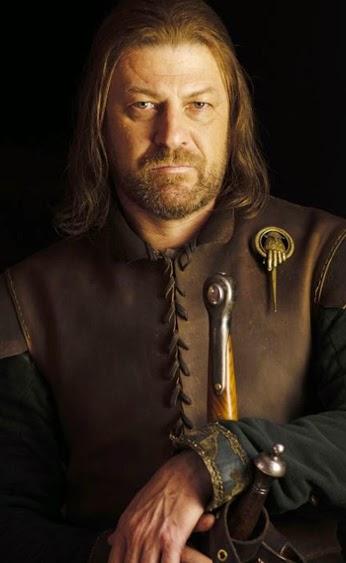 Ned Stark dans Game of Thrones