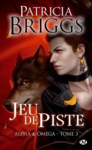 Couverture de Jeu de piste de Patricia Briggs aux éditions Milady