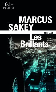 couverture de Les brillants de Marcus Sakey