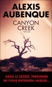 couverture de Canyon Creek de Alexis Aubenque