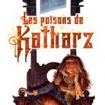 couverture de Les poisons de Katharz de Audrey Alwett