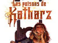 Les Poisons de Katharz / Audrey Alwett