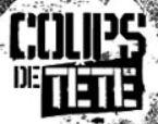 logo des editions coups de tête