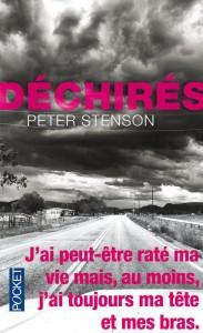 Couverture de Déchirés de Peter Stenson aux éditions Pocket