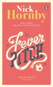 couverture de fever pitch de nick hornby