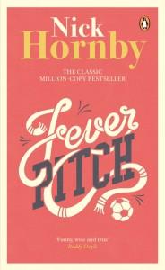 couverture de fever pitch de nick hornby