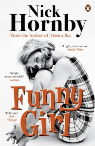 couverture originale de Funny girl de Nick Hornby