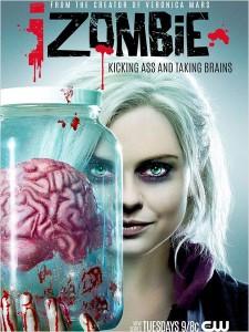 affiche de la serie Izombie saison 1