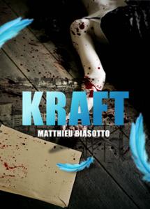Couverture de Kraft de Matthieu Biasotto