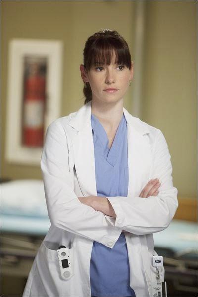 Lexie Grey dans Grey's Anatomy