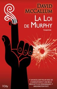 couverture de La loi de Murphy de David McCallum