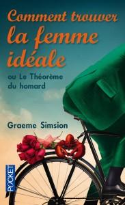 couverture de Le theoreme du homard de Graeme simsion