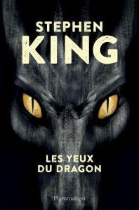 couverture de Les yeux du dragon de Stephen King