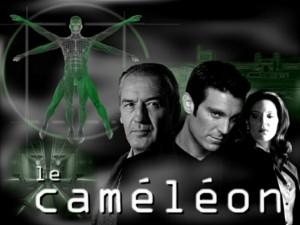 Affiche de la série Le caméléon
