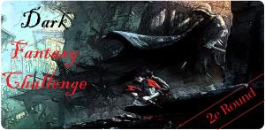 logo du dark fantasy challenge 2e round