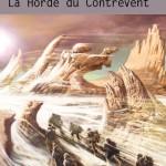 Couverture de La horde du contrevent d'Alain Damasio aux éditions Folio SF