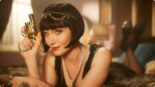 Affiche Miss Fisher's Murder Mysteries