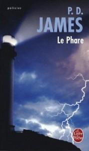 couverture Le phae de PD James aux éditions Le livre de poche