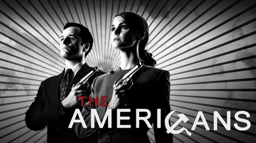 Affiche de The americans