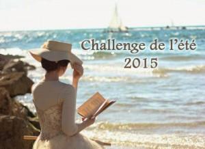 logo challenge de l'été 2015