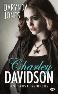 couverture de Charley Davidson tome 7 de Darynda Jones aux éditions Milady