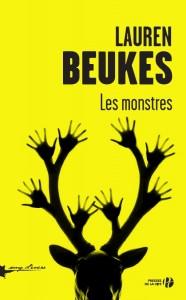 Couverture de Les monstres de Lauren Beukes aux éditions Presses de la Cité