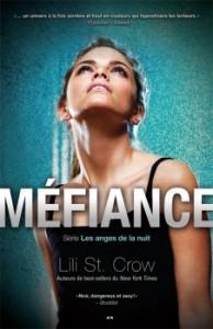 couverture de Méfiance de Lili St Crow aux éditions Ada