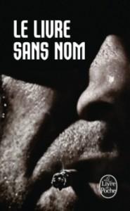 couverture de Le livre sans nom aux editions Le livre de poche