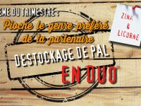 Destockage de PAL en duo #4