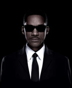 Will Smith, agent J dans Men in black